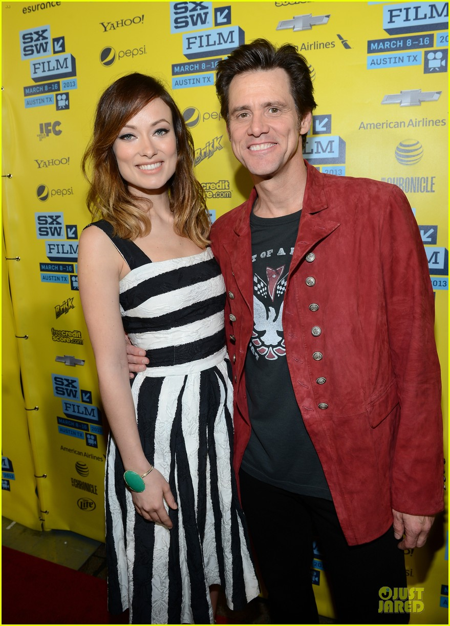 olivia wilde jim carrey the incredible burt wonderstone sxsw screening 03