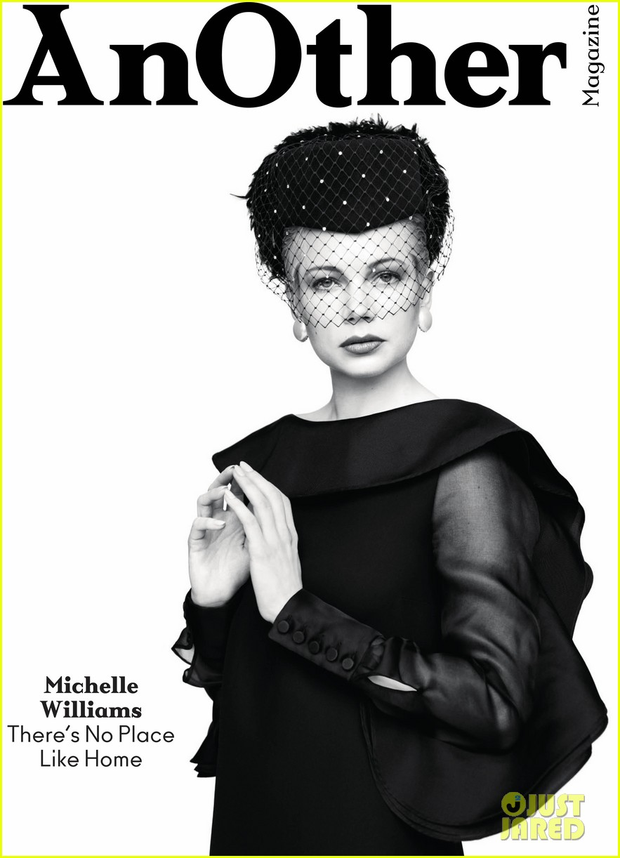 michelle williams covers another spring summer 2013 04