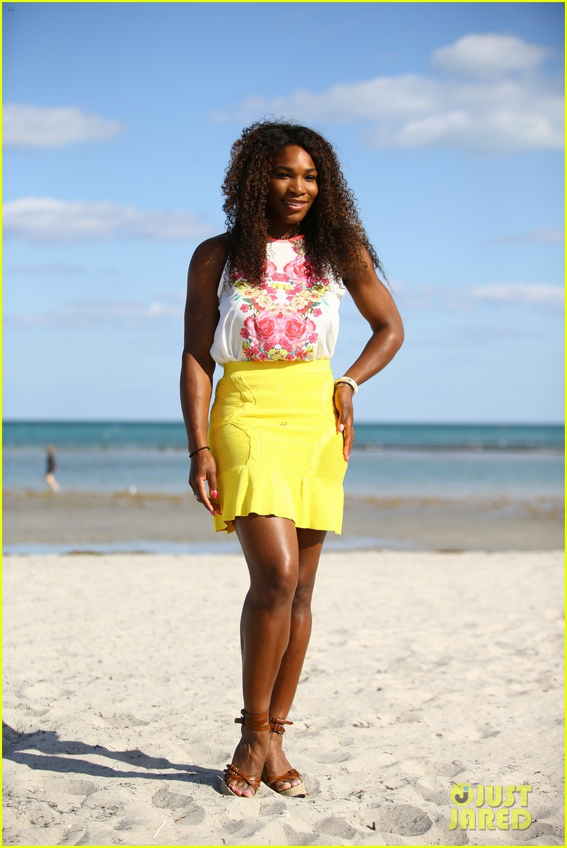 serena williams sony open victory portraits 27