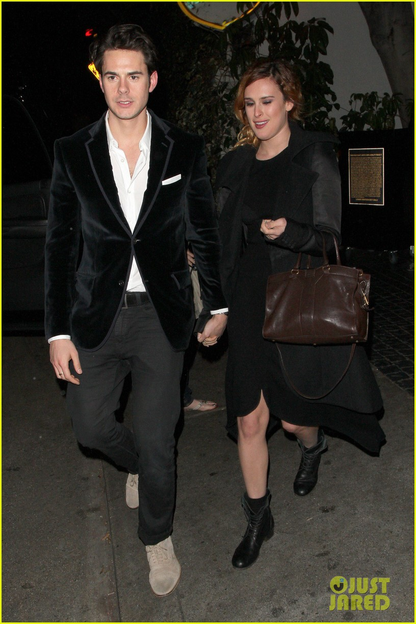 rumer willis jayson blair chateau marmont couple 05