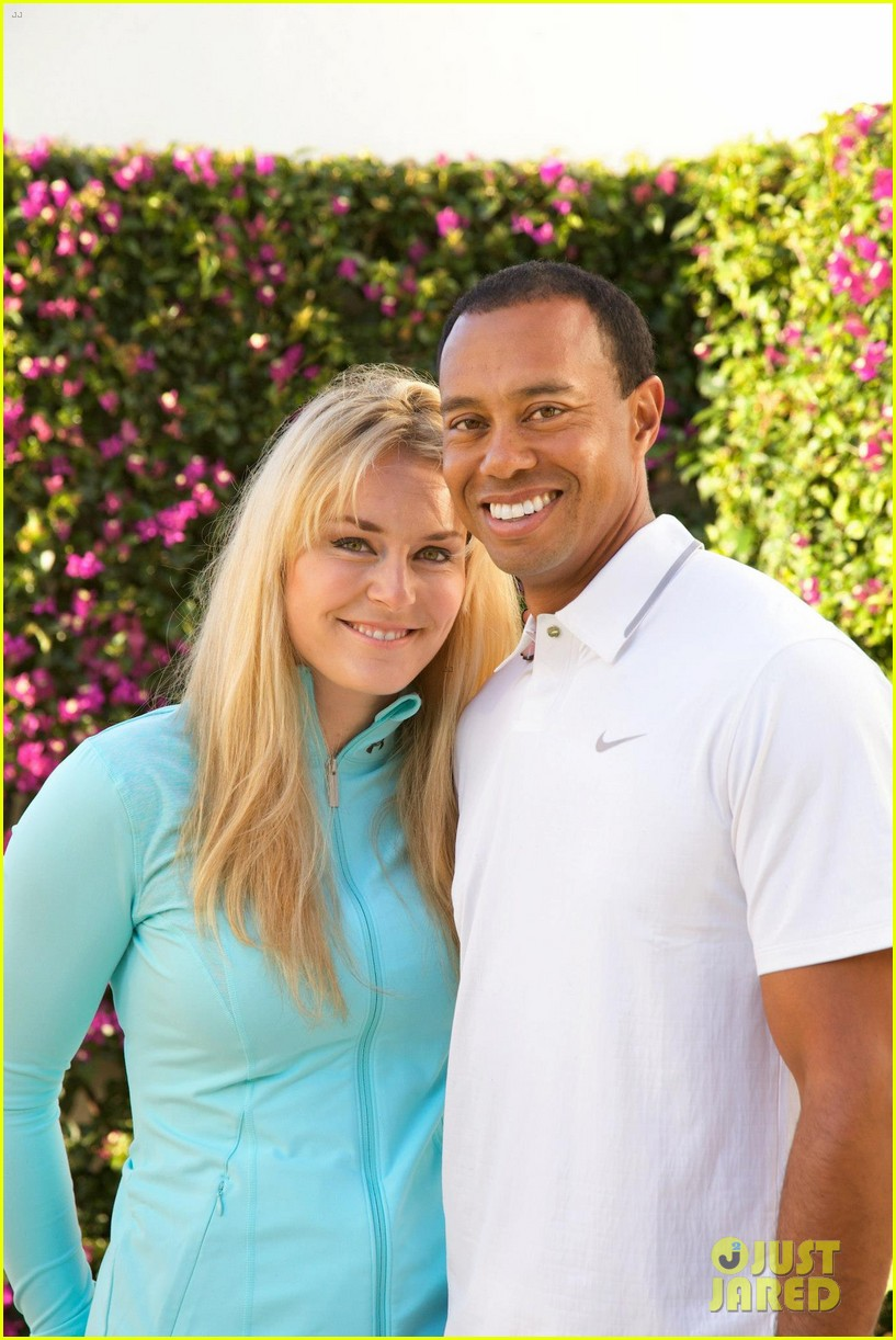 tiger woods lindsey vonn yes we are dating 01