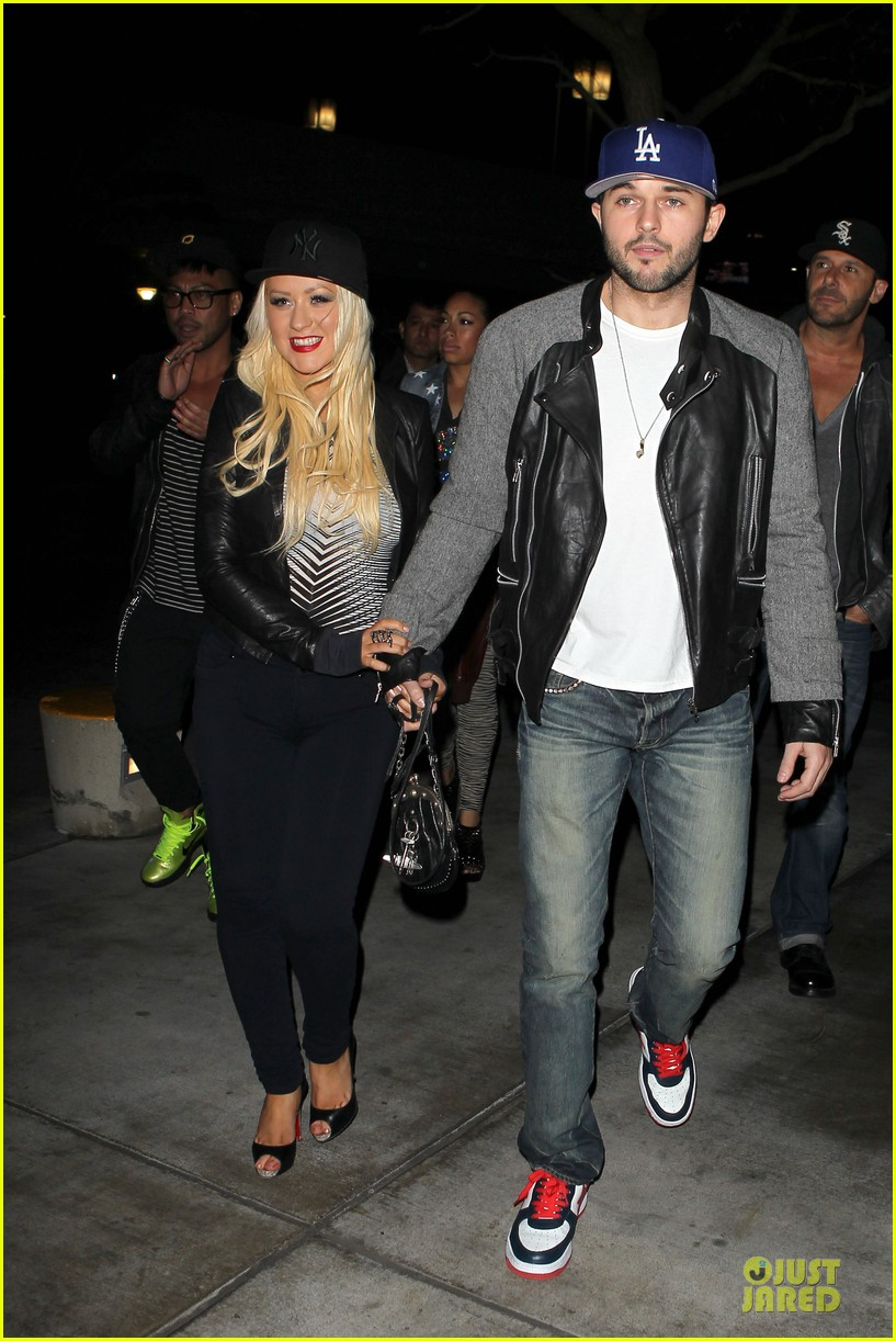 christina aguilera matthew rutler rihanna diamond world tour date 01