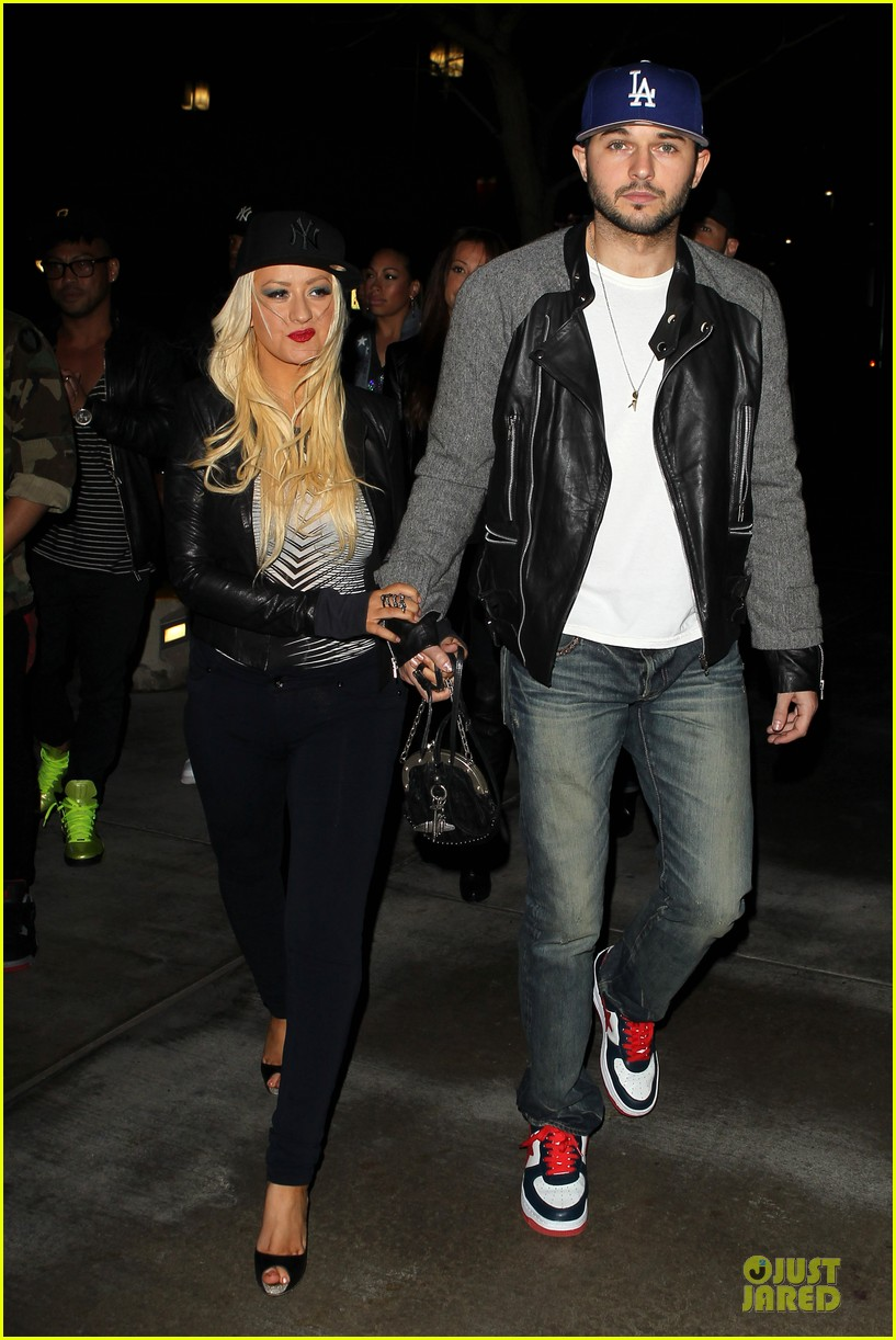 christina aguilera matthew rutler rihanna diamond world tour date 112846012