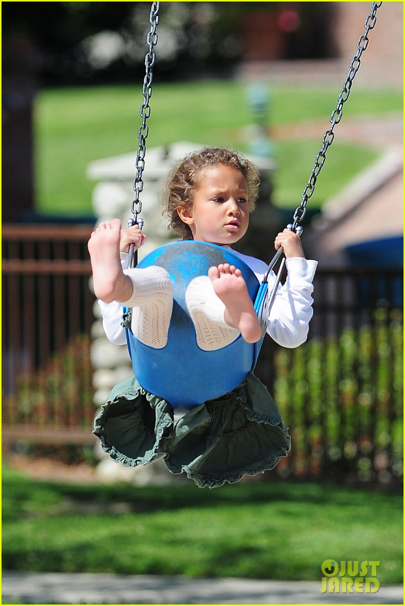 gabriel aubry park playtime with nahla 072858341