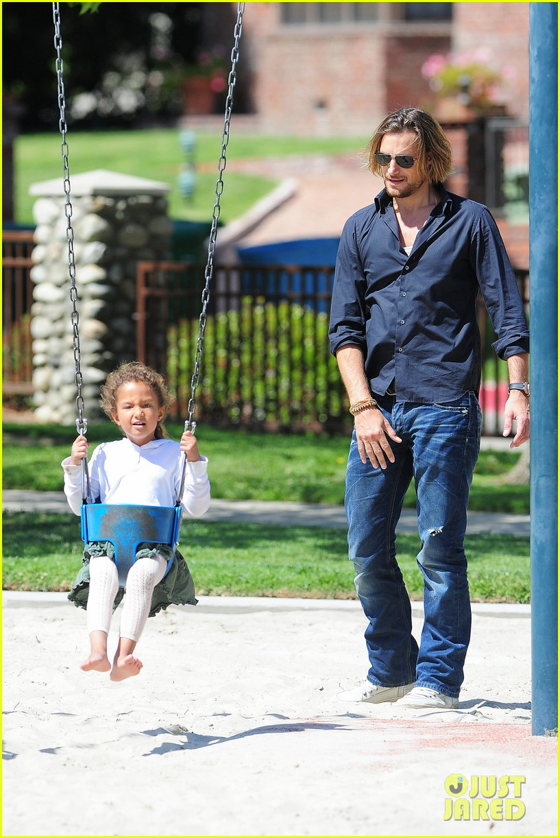 gabriel aubry park playtime with nahla 082858342