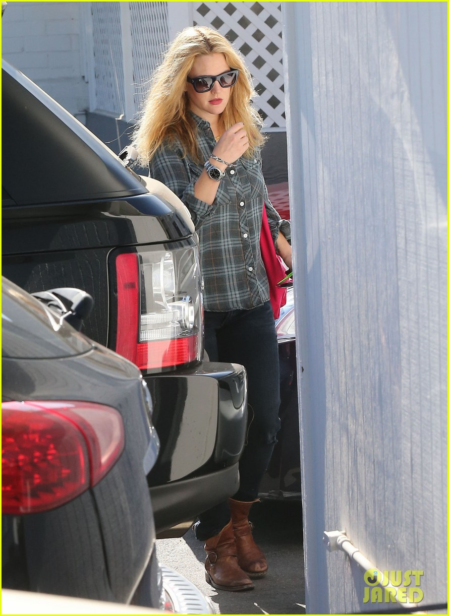 drew barrymore back to blonde 032861241