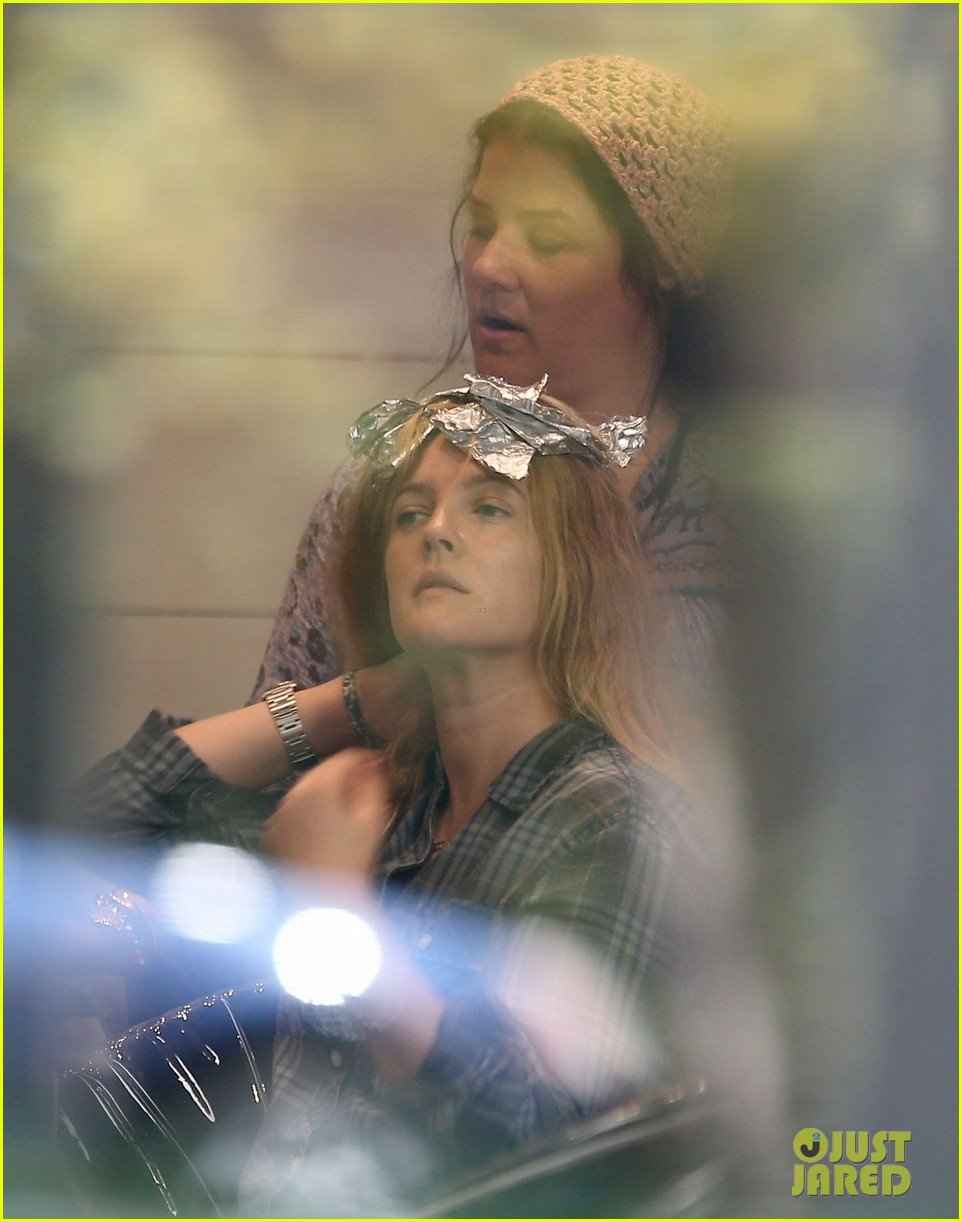 drew barrymore back to blonde 082861246