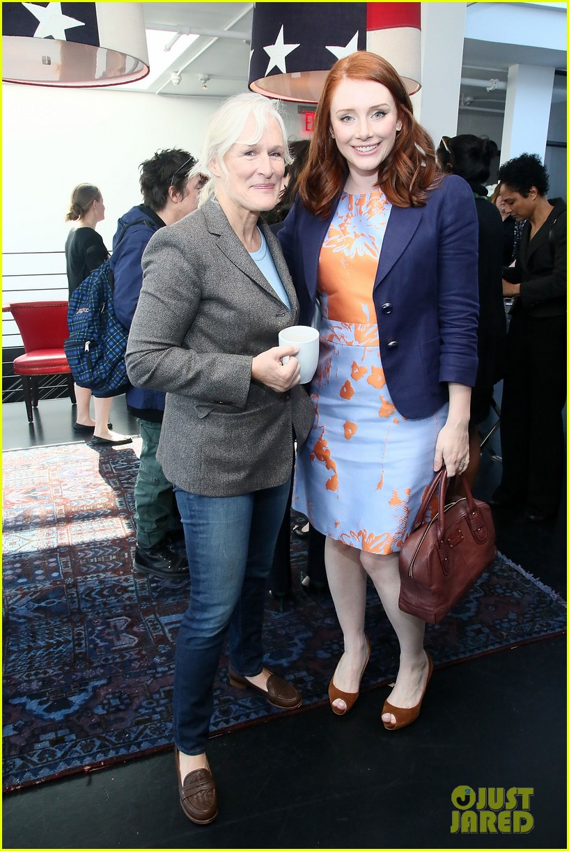 bryce dallas howard womens filmmaker brunch at tribeca 13
