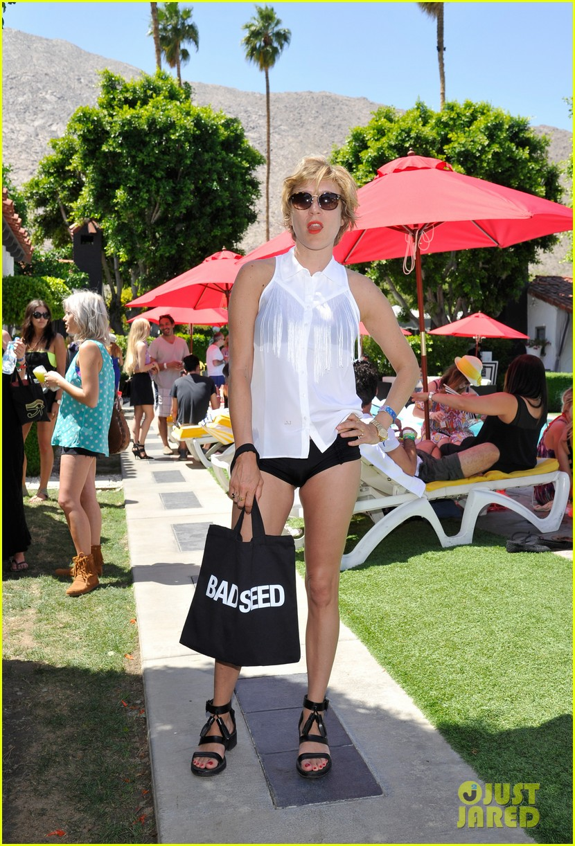 ashley benson riley keough guess pool party 242850431