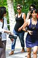 halle berry pregnant brazilian sightseeing 06