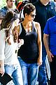 halle berry pregnant brazilian sightseeing 13