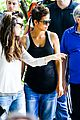 halle berry pregnant brazilian sightseeing 30
