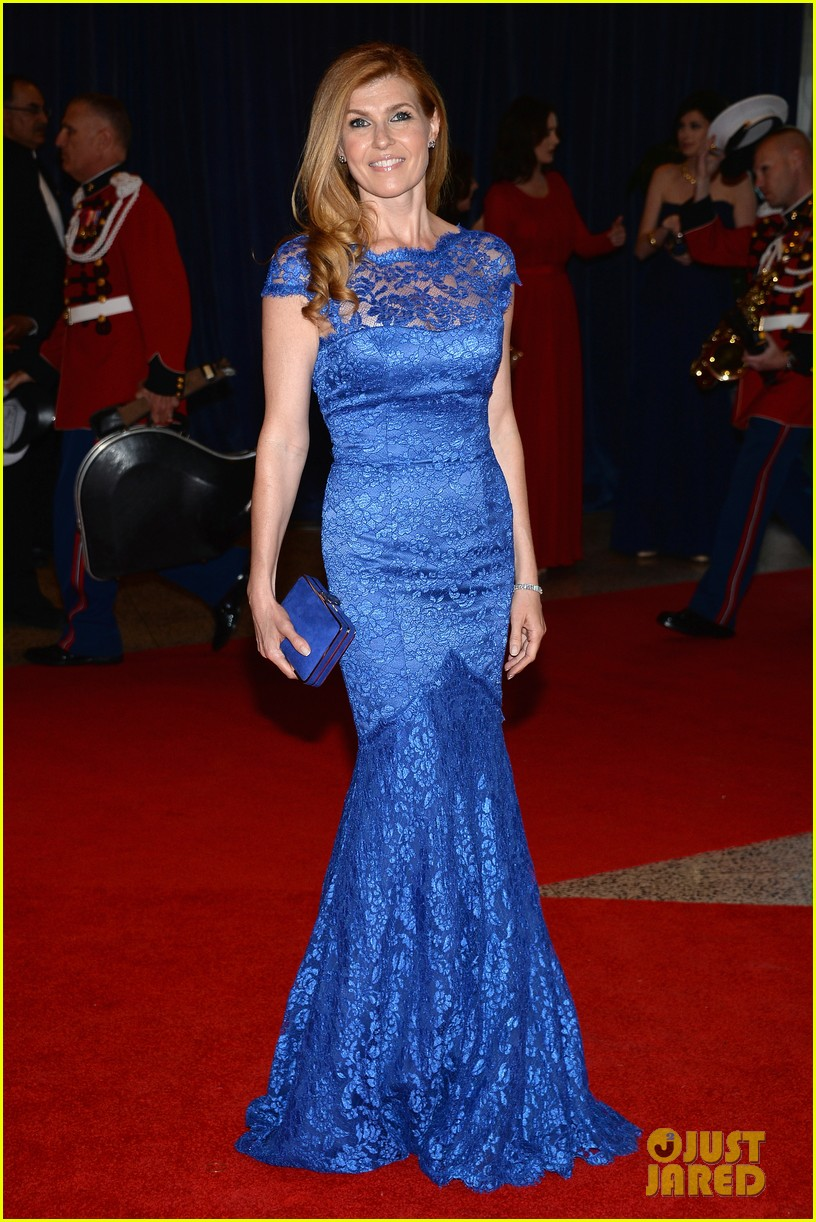 connie britton white house correspondents dinner 2013 03
