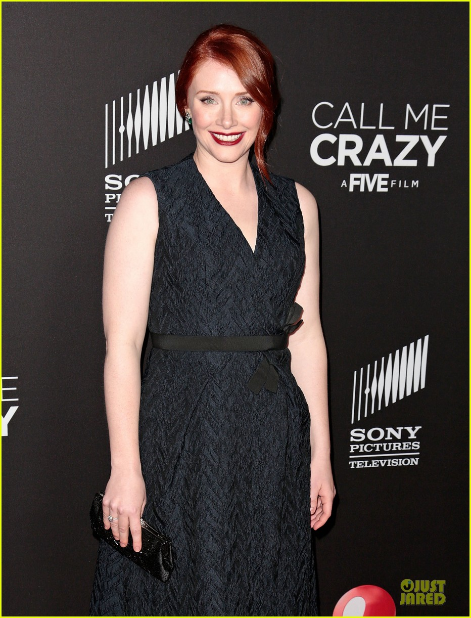 bryce dallas howard jennifer hudson call me premiere 072851736