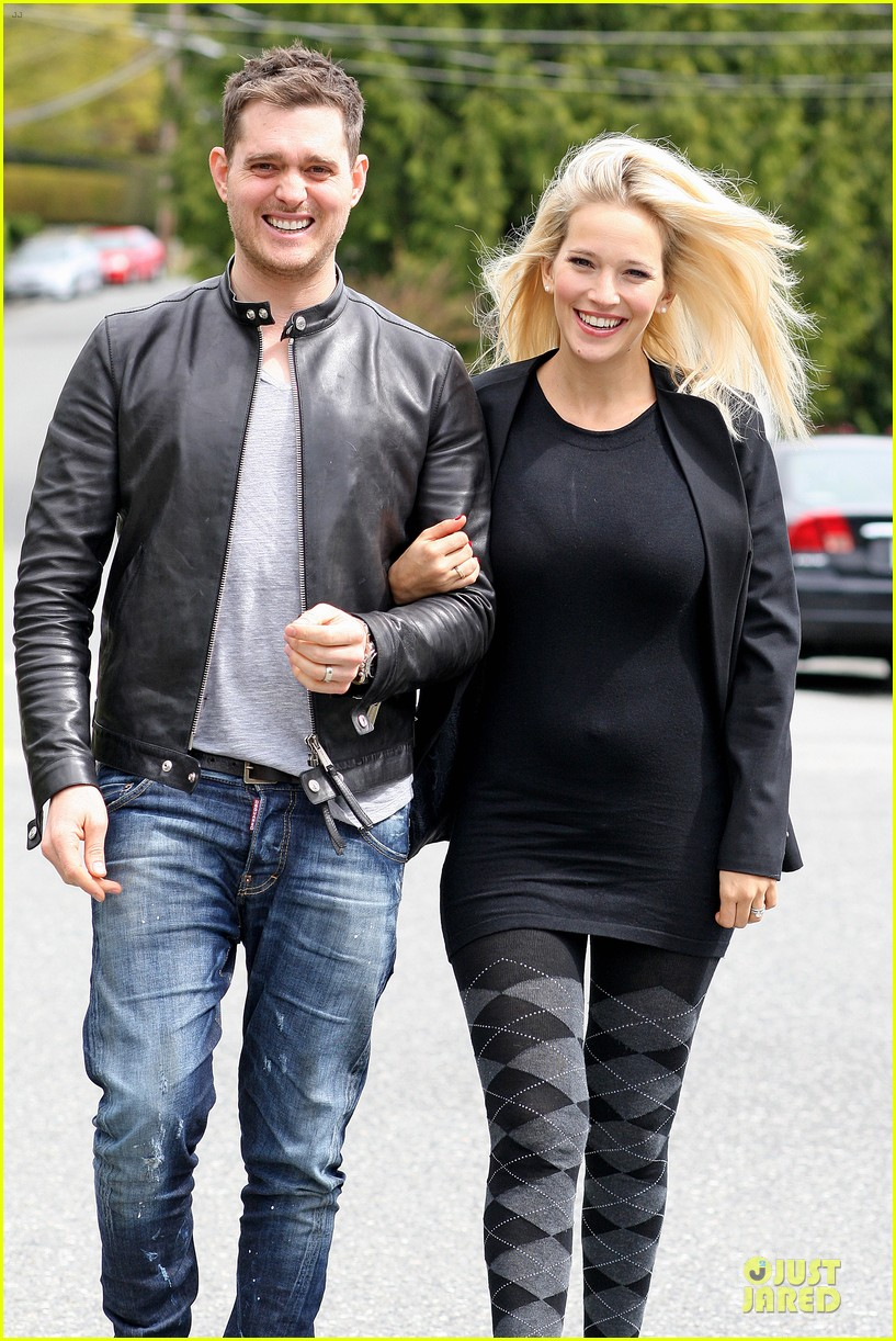 michael buble luisana lopilato sex to concieve wasnt sexy 20