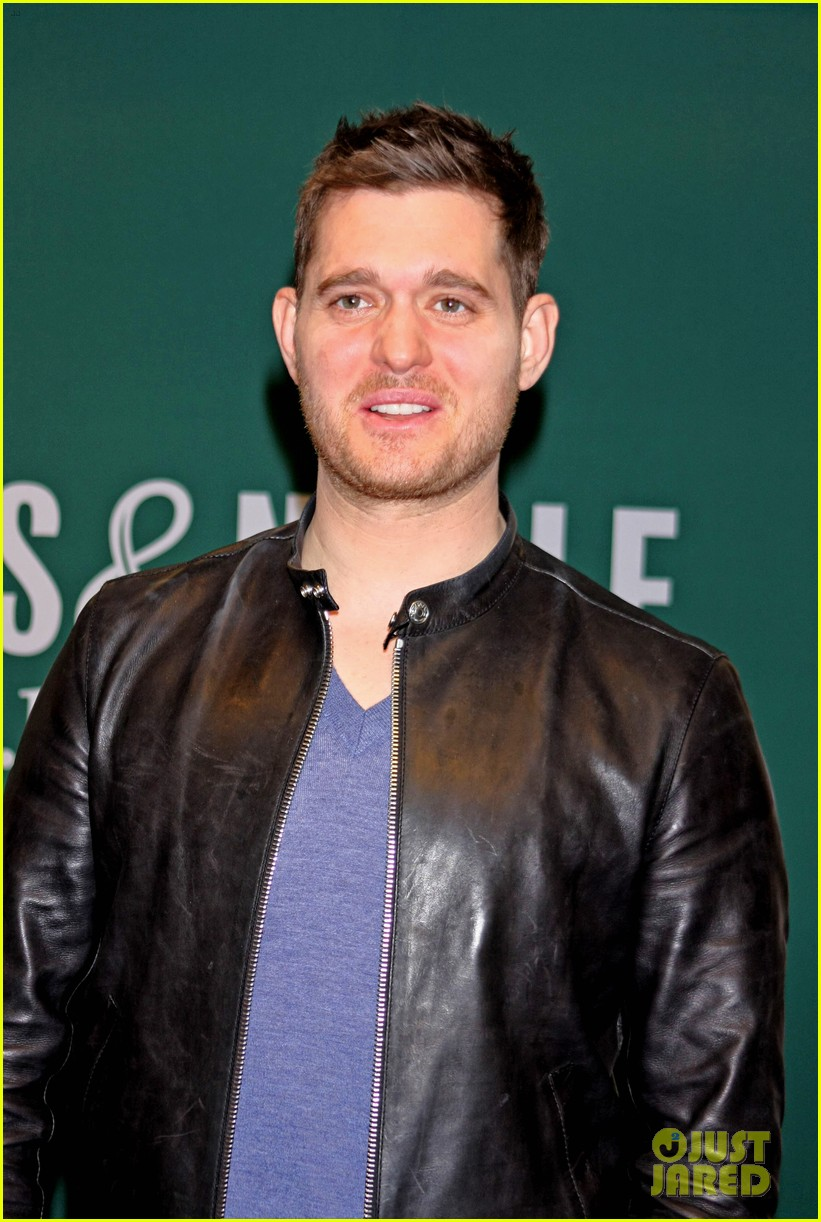 michael buble sings a capella in nyc subway watch now 022858096