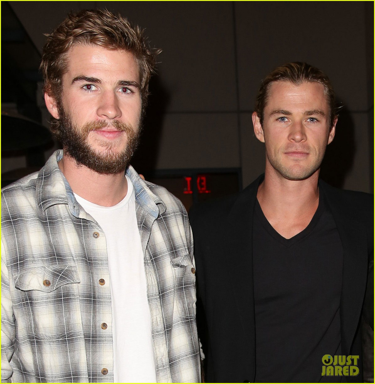 chris liam hemsworth city year los angeles fundraiser 2013 022854648