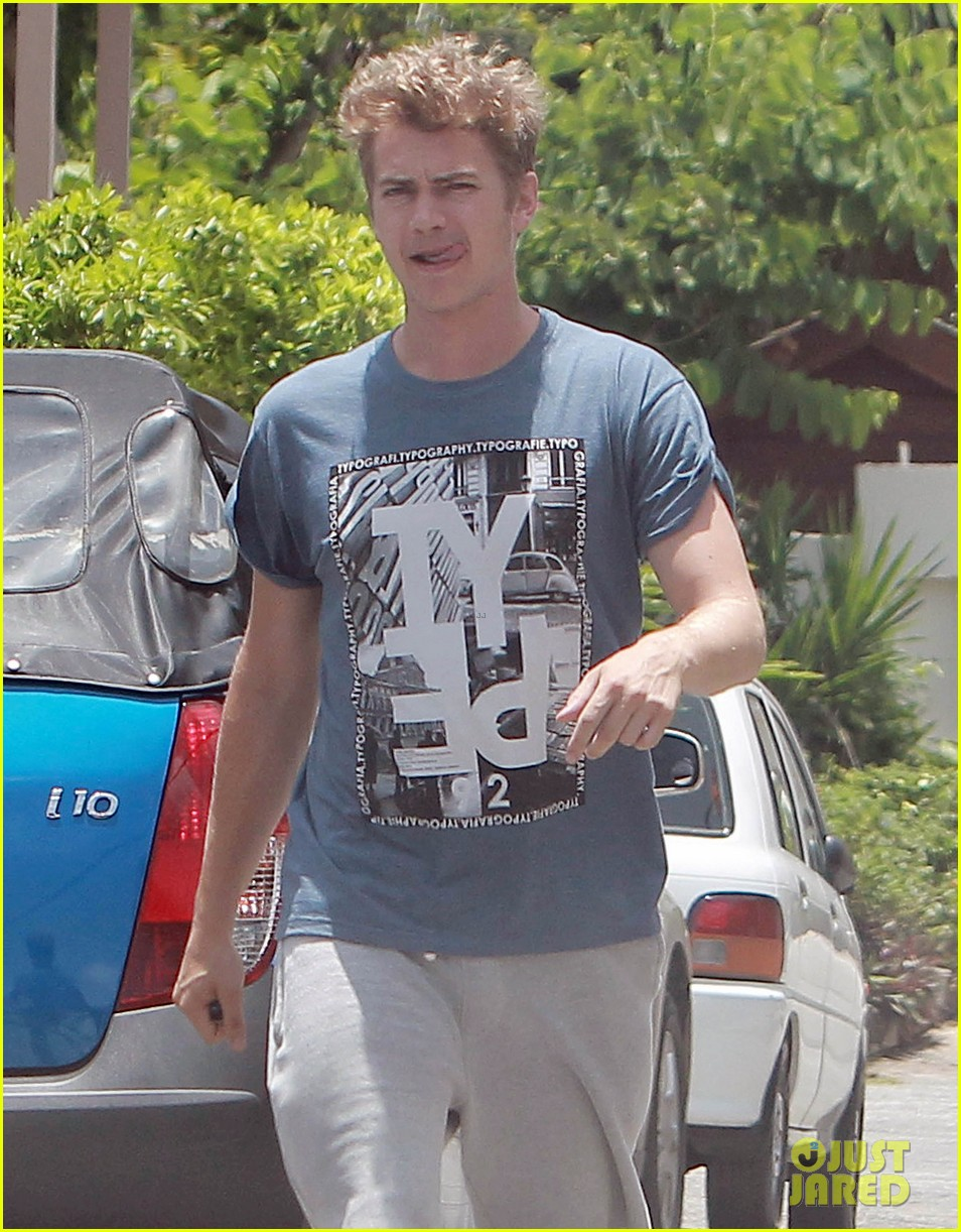 hayden christensen barbados shopper 042852814