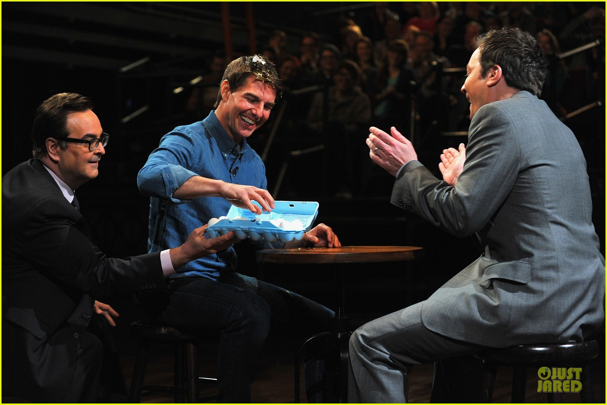 tom cruise egg roulette on fallon 092848519