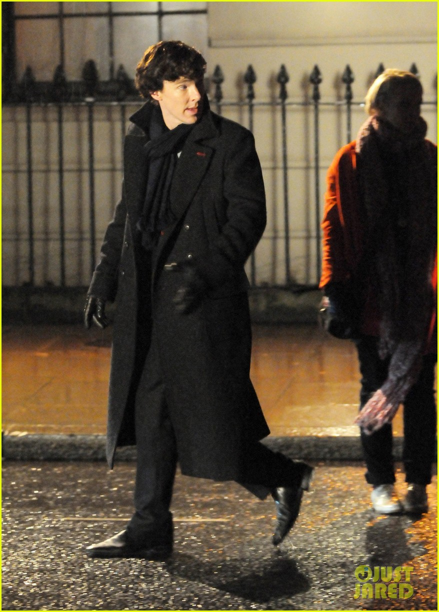 benedict cumberbatch sherlock night scenes 03