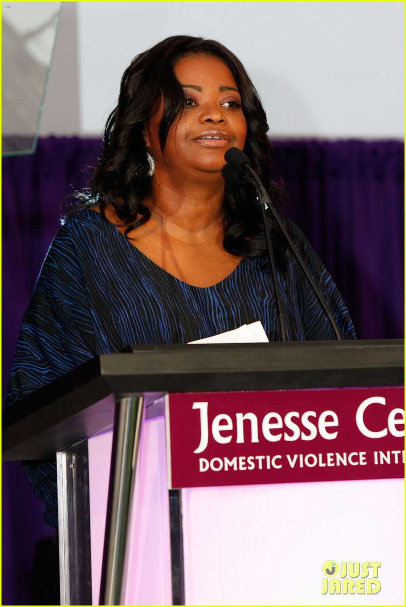 viola davis octavia spencer silver rose awards 13