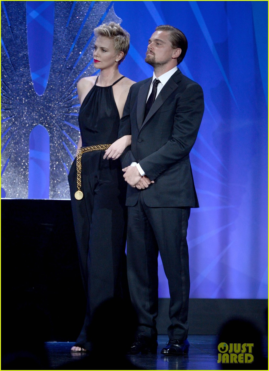 leonardo dicaprio tobey maguire glaad media awards 2013 01