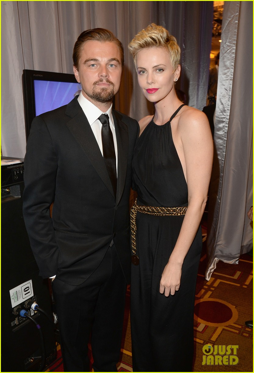 leonardo dicaprio tobey maguire glaad media awards 2013 032854499