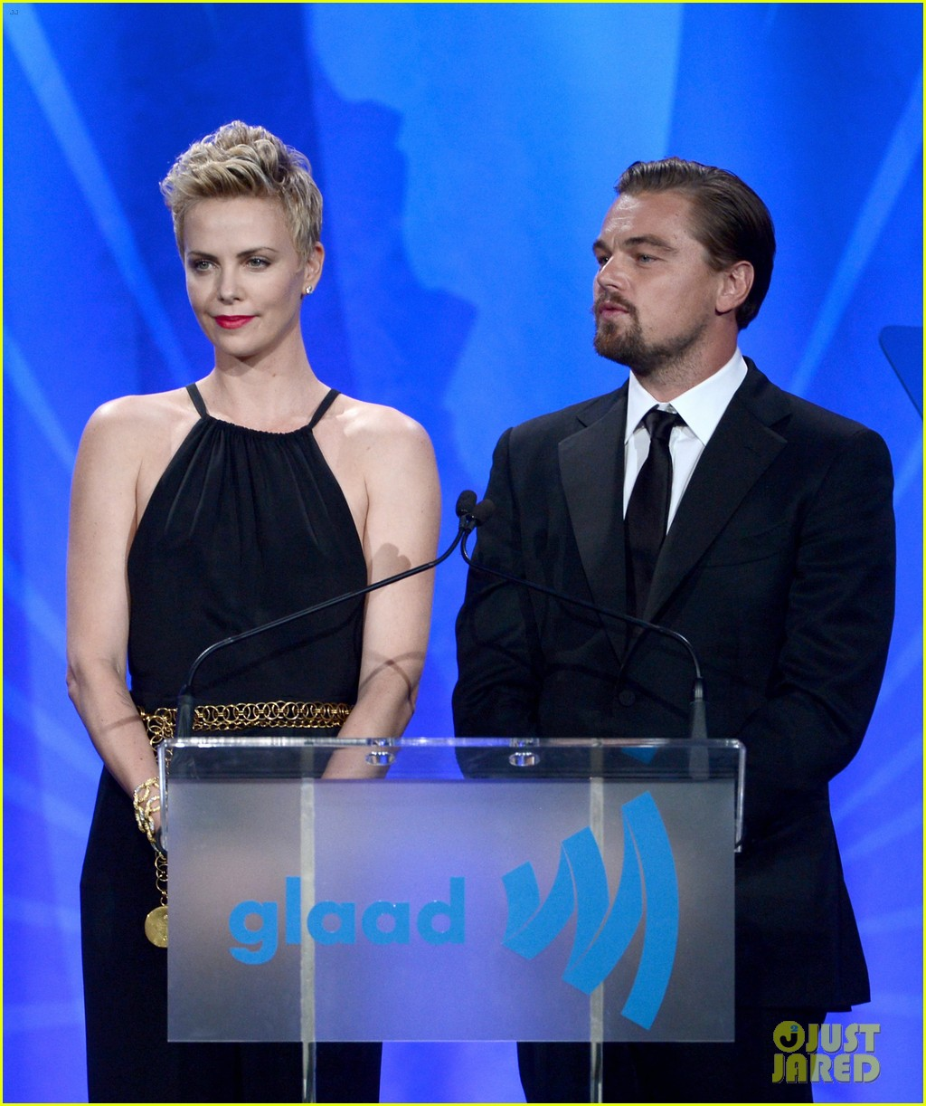 leonardo dicaprio tobey maguire glaad media awards 2013 172854513