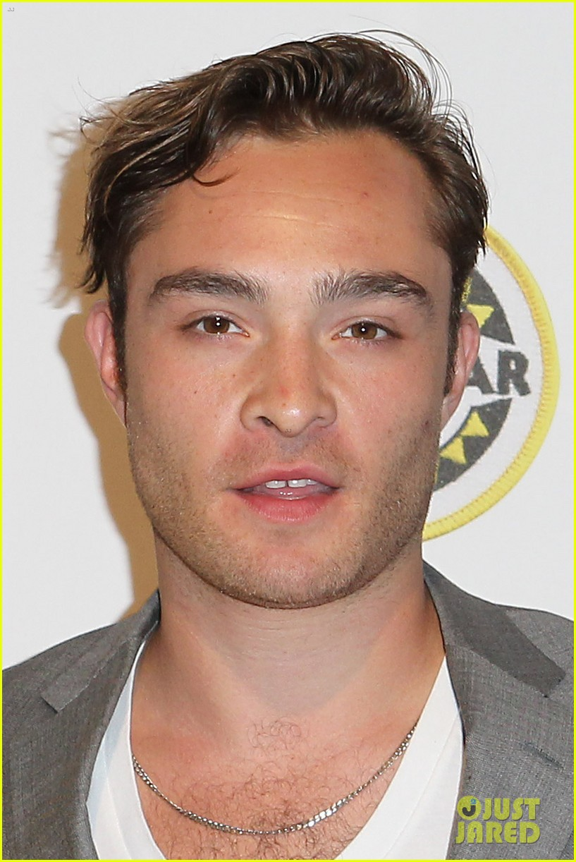 ed westwick jessica szohr city year los angeles fundraiser 2013 142854731