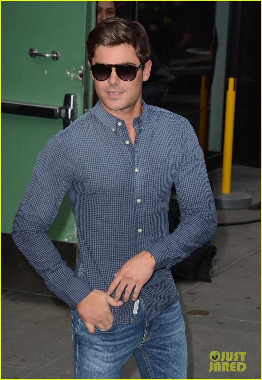 zac efron good morning america appearance 04