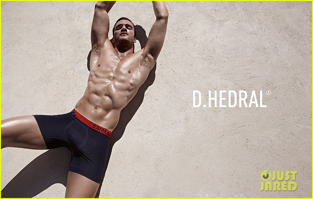 thom evans new d hedral underwear campaign photos 032855752