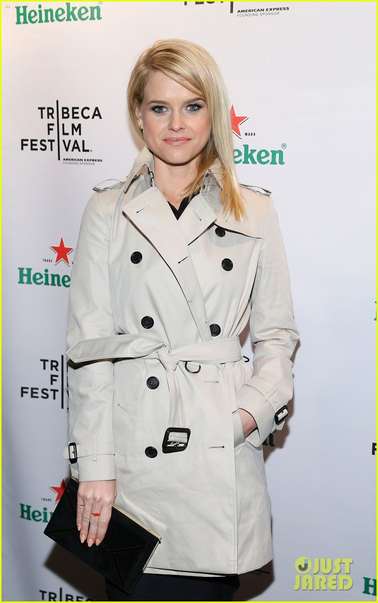 alice eve some velvet morning tribeca premiere 14