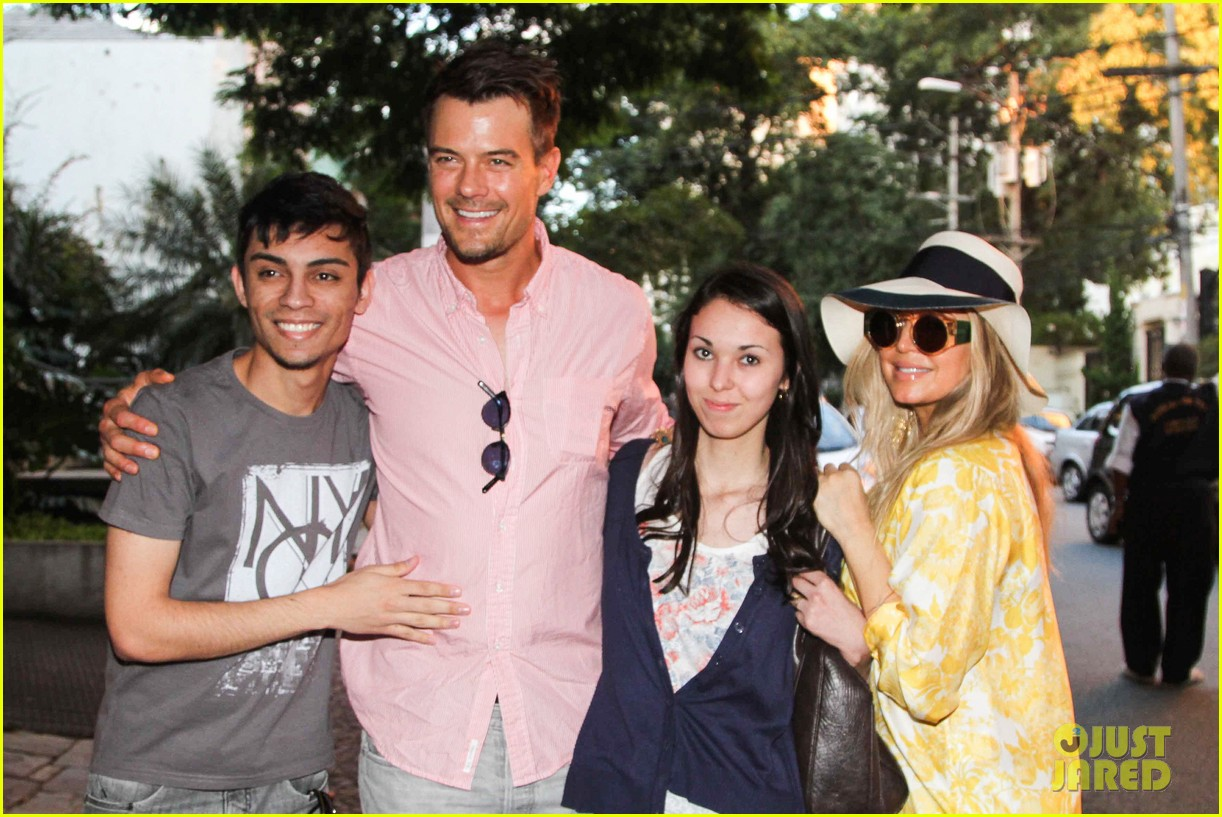 fergie josh duhamel sao paolo lunch lovebirds 01
