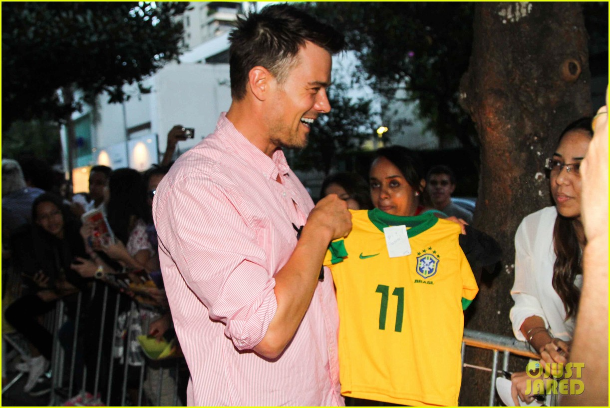 fergie josh duhamel sao paolo lunch lovebirds 13