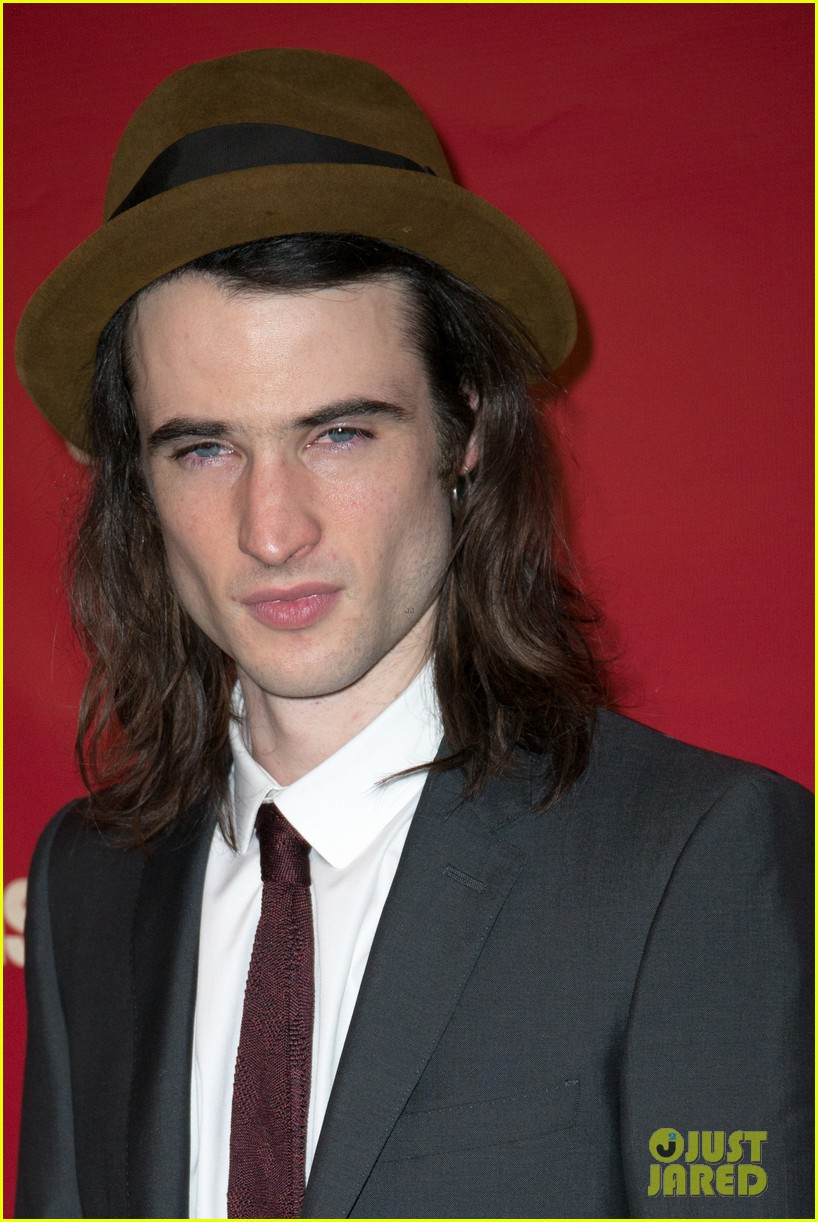 ben foster tom sturridge orphans broadway opening 022853600