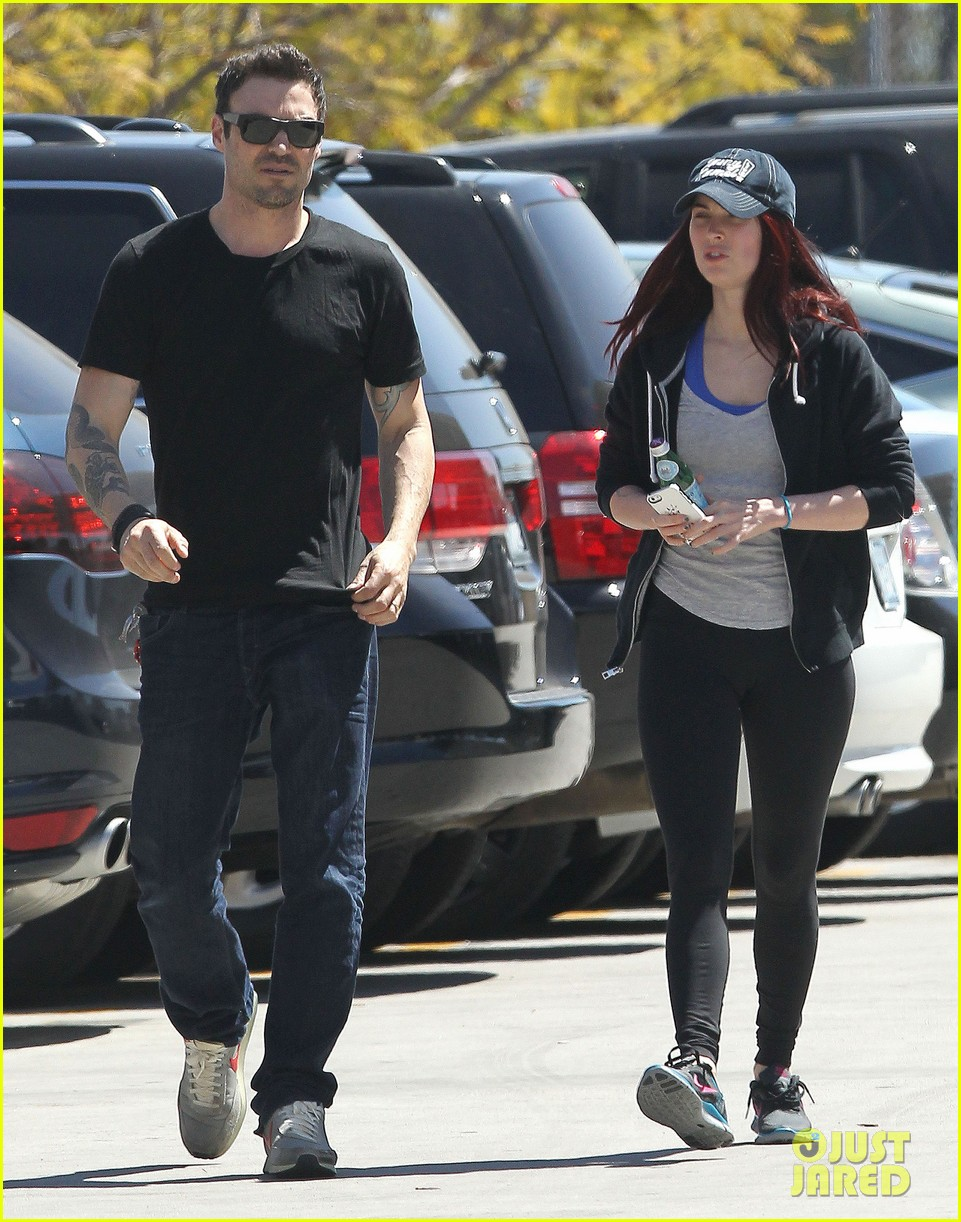 megan fox brian austin green sunday lunch lovebirds 012855247