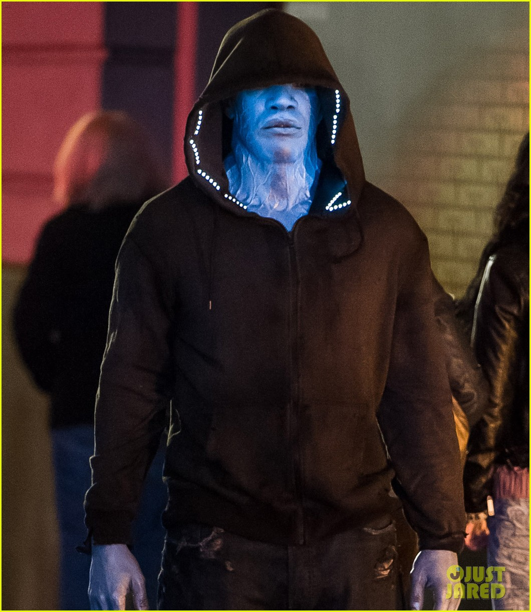 jamie foxx as electro in amazing spider man 2 first look 102851292