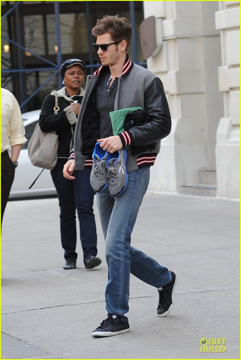 andrew garfield emma stone will host eif revlon run walk for women 082850915