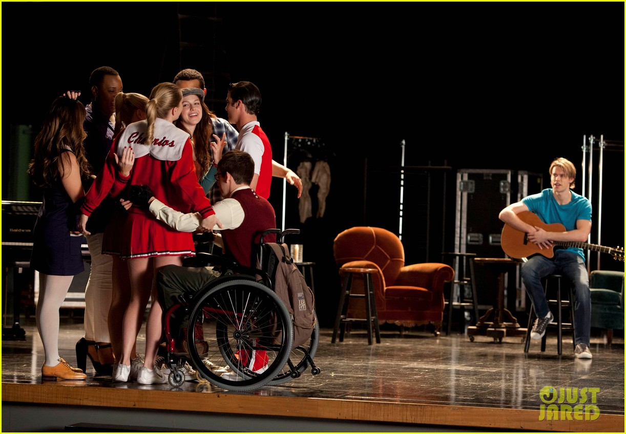 glee shooting star preview songs photos spoilers 05