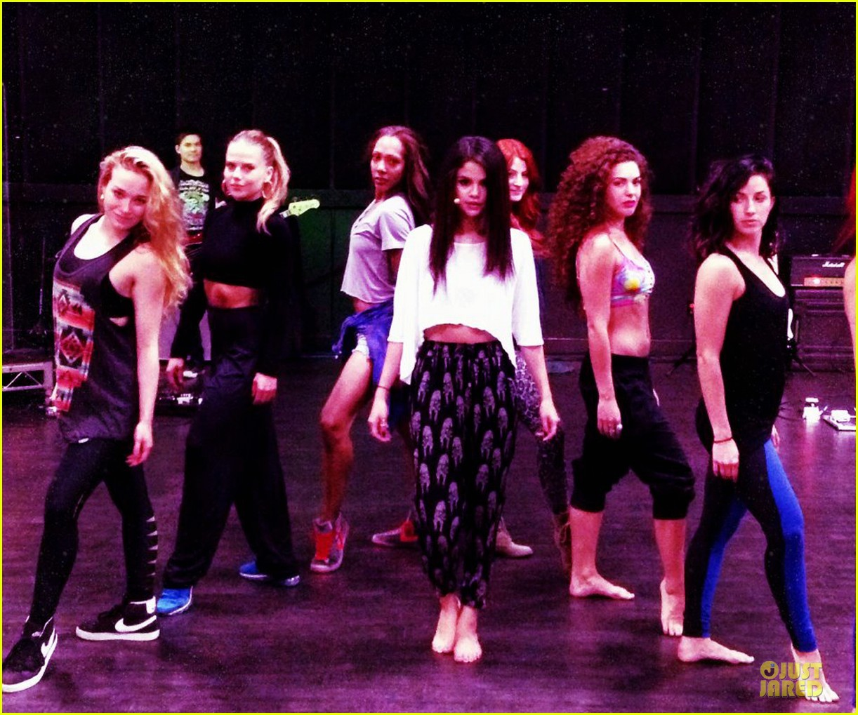 selena gomez mtv movie awards 2013 rehearsals 052848886