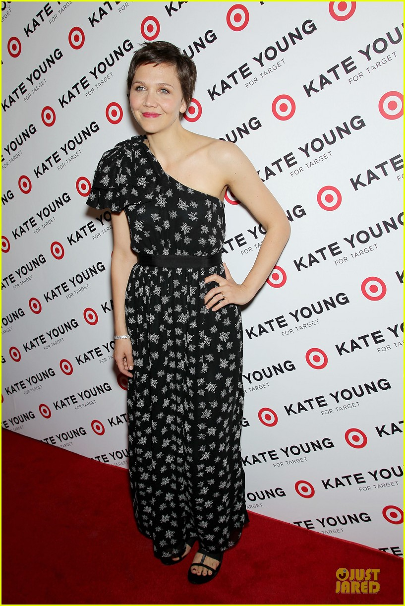 maggie gyllenhaal kate mara kate young for target launch 062846454