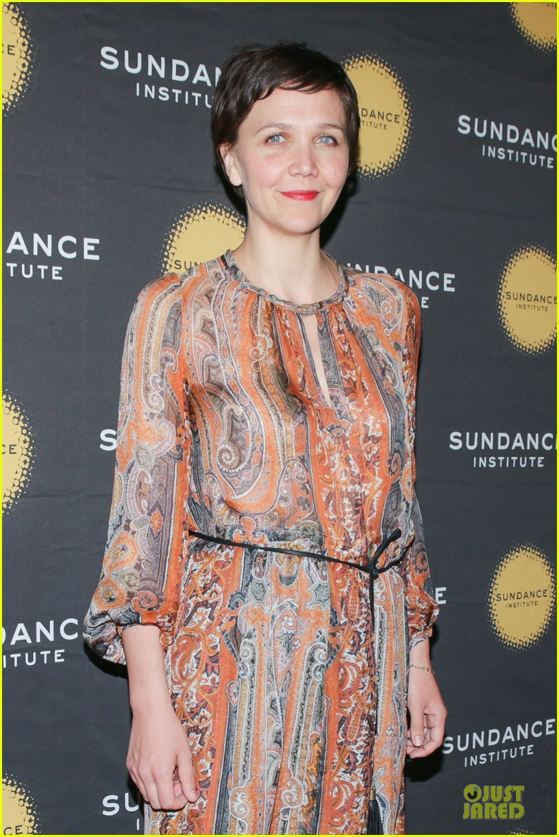 maggie gyllenhaal sundance theatre program benefit performer 04