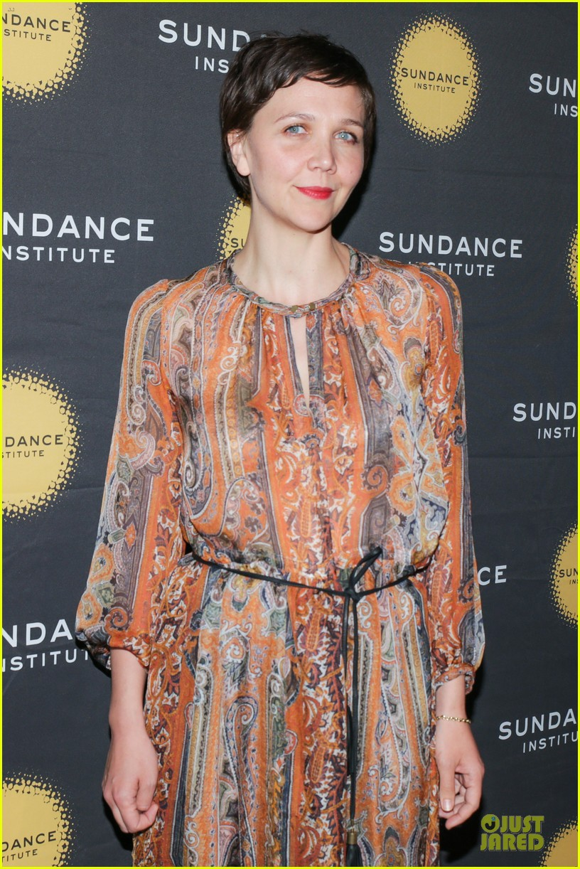 maggie gyllenhaal sundance theatre program benefit performer 10