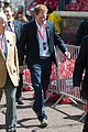 prince harry london marathon visit 01