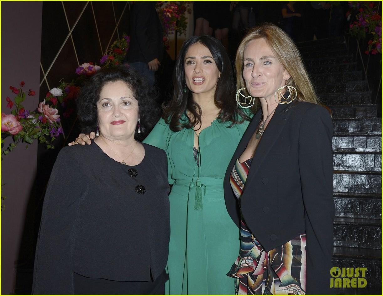 salma hayek les ptits cracks charity dinner 07