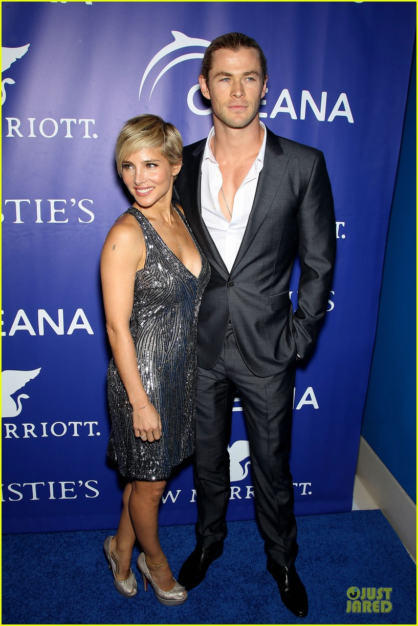chris hemsworth elsa pataky inaugural oceana ball 37
