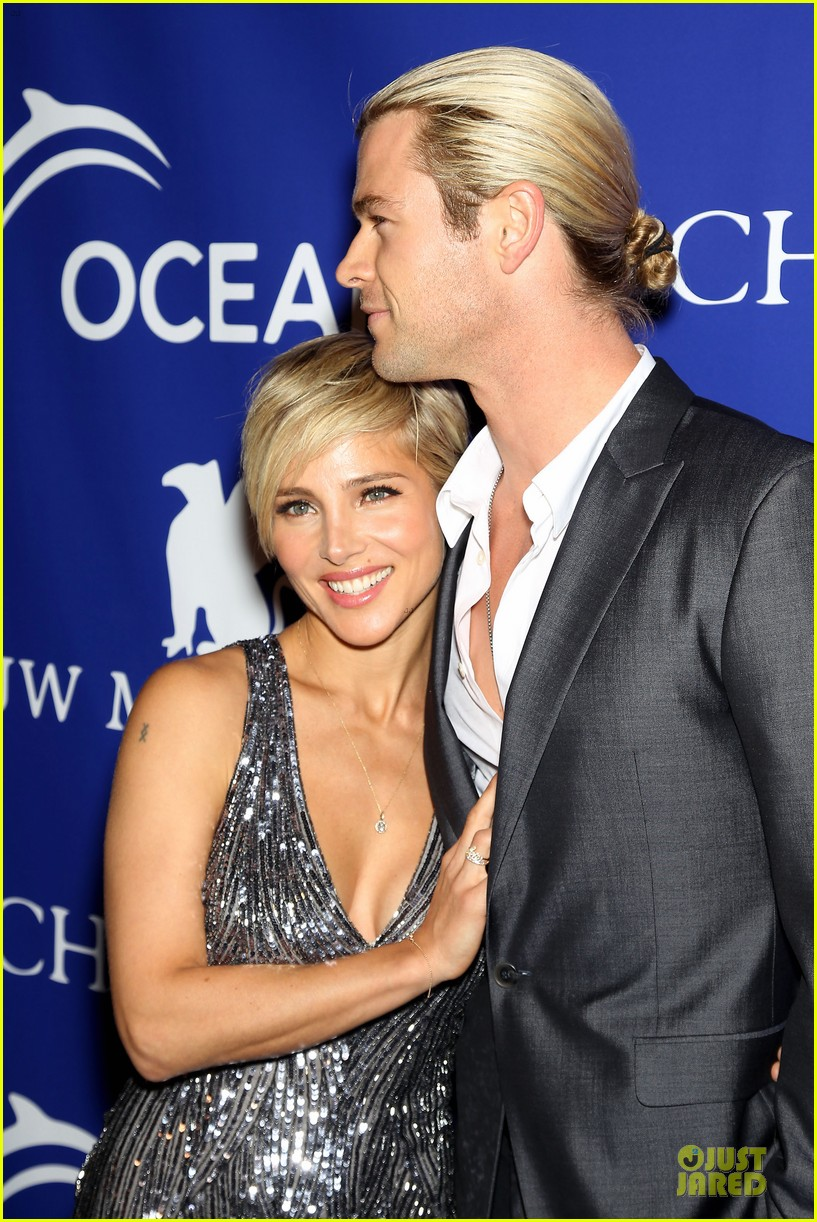 chris hemsworth elsa pataky inaugural oceana ball 392845942
