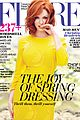 christina hendricks covers flare may 2013 01