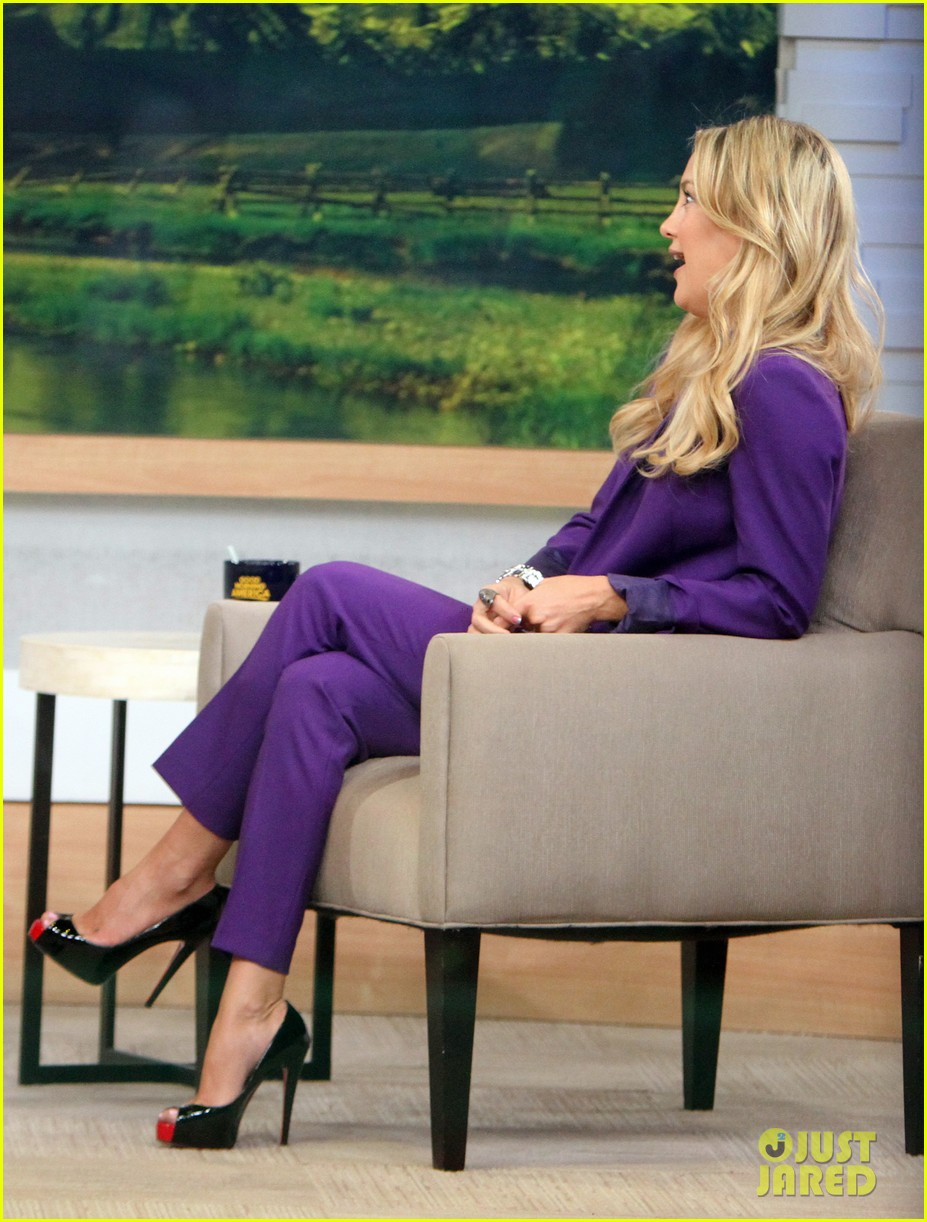 kate hudson good morning america appearance 20