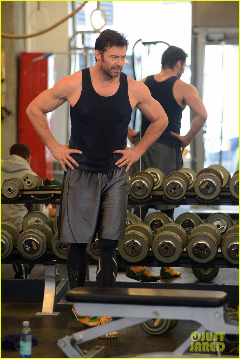 hugh jackman thanks fans for support after gym attack 062852183